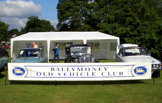 Ballymoney Old Vehicle Club