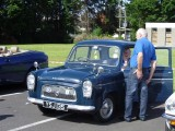 Lammas Fair Vintage Display & Drive, August 2014