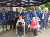 BOVC at The Model Court Nursing Home BBQ 29/07/18