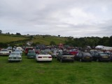 BOVC at Glen's Vintage Rally 11/08/18